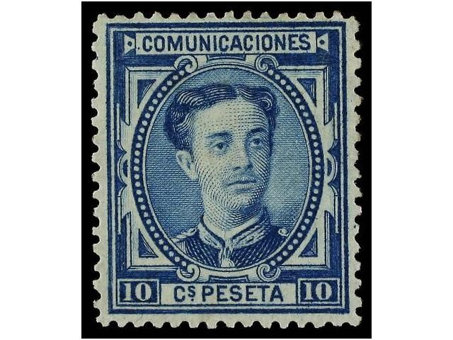 Alfonso XII - 1876