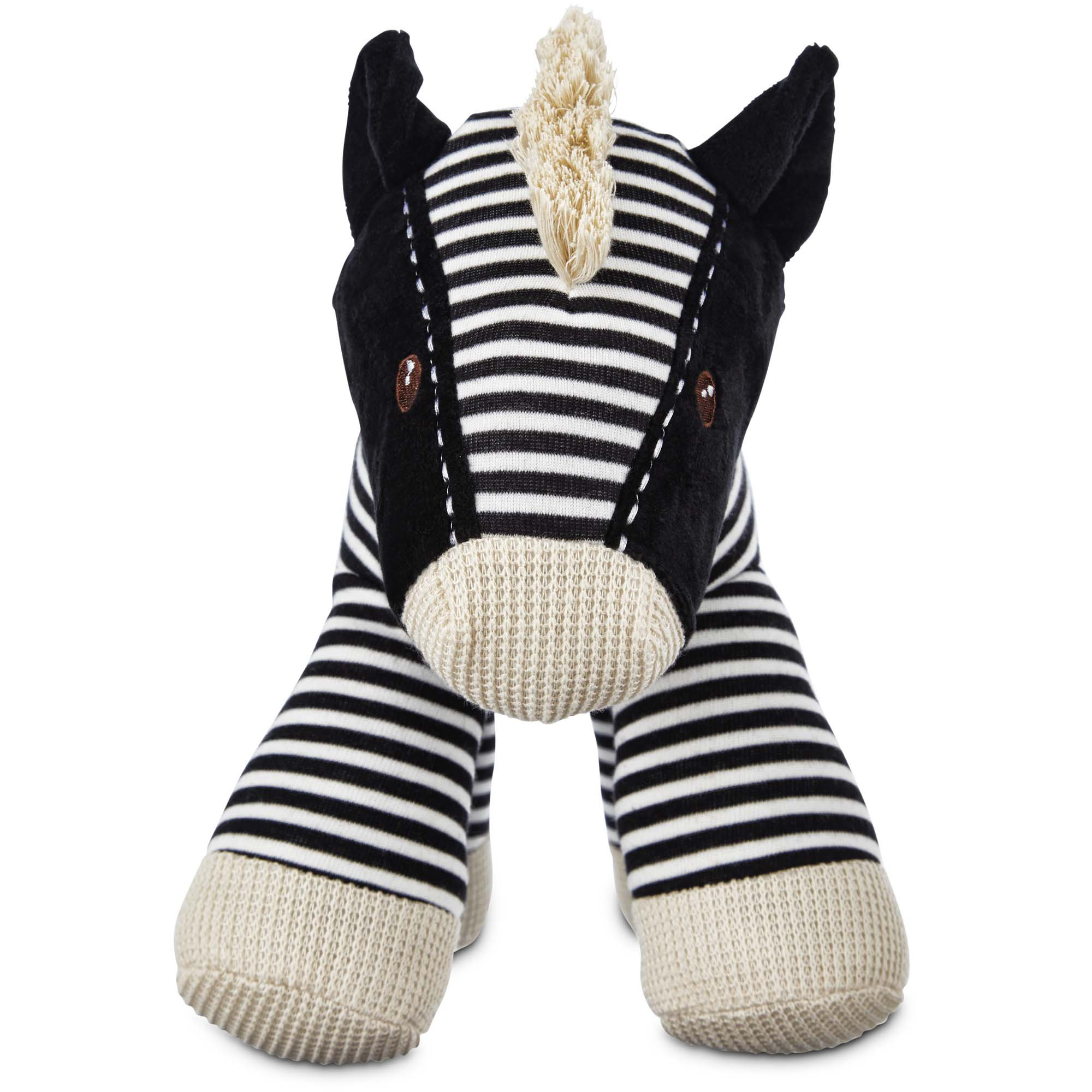 Leaps Bounds Wildlife Plush Zebra Dog Toy 12 Large In 2019