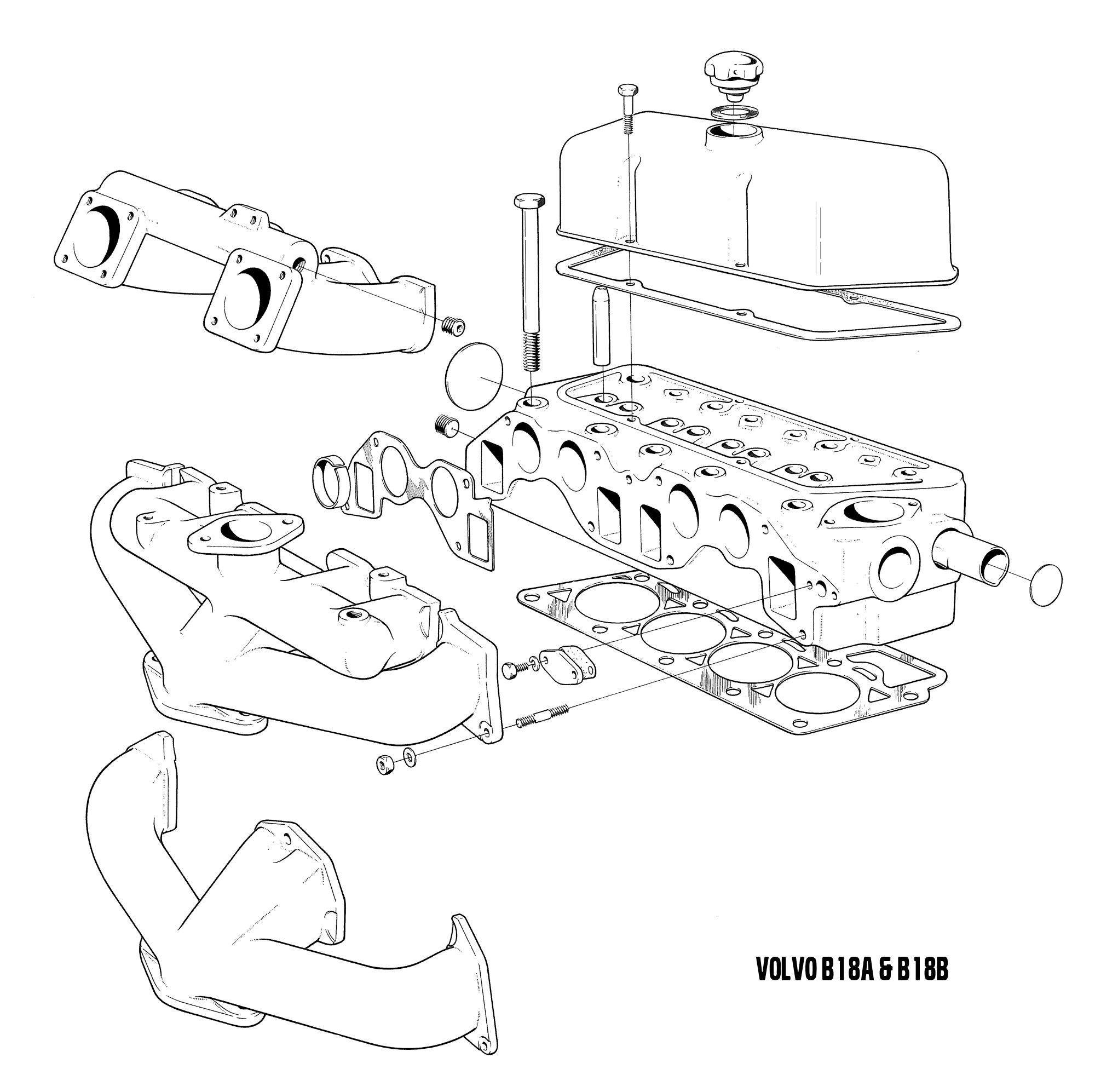 Wrg B18 Engine Diagram
