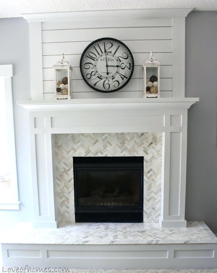 Fireplace Tile Ideas Because I Have An Idea Contemporary ...