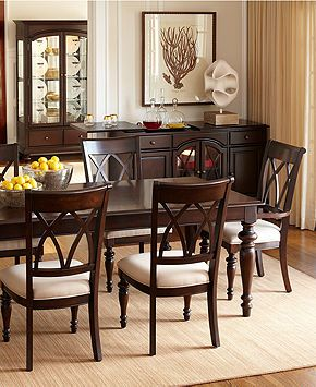 Bradford Dining Room Furniture Collection Dining Room Furniture Furniture Macy S Dining Room Furniture Collections Dining Room Furniture Dining Furniture