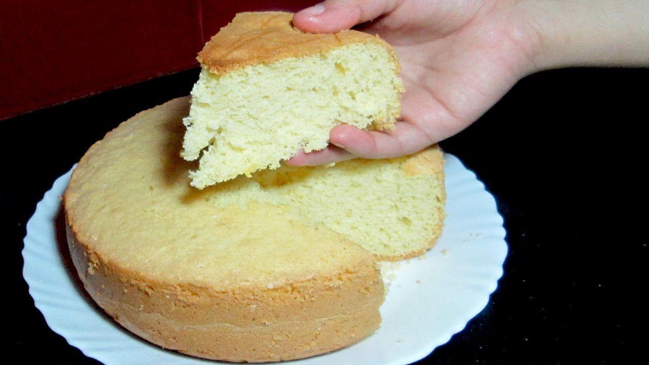 Sponge Cake Recipe, Basic Vanilla Cake by (HUMA IN THE KITCHEN ...