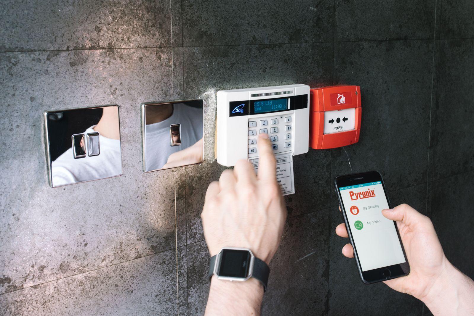 Security Alarm System Edinburgh