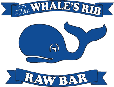 The Whale's Rib Malibu coconut, Whale, Lobster salad