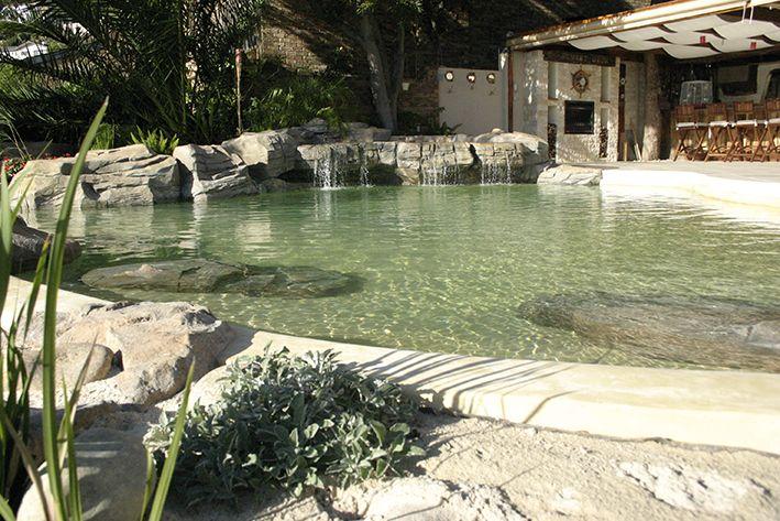 Cape Beach Pool Natural Swimming Pools Pool Backyard