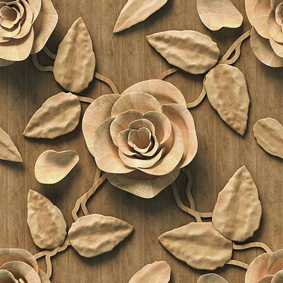 3d pattern , wood texture, seamless. Picture for printing, decor, wallpaper, tile. For commercial use. High resolution 6000x6000 pixel