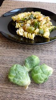 Pasta With Brussels Sprouts And Other Vegan Thanksgiving