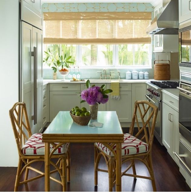 Love The Mood Of This Quaint Kitchen From