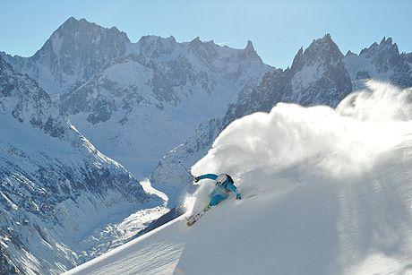 557ebdae7 Ski Chamonix: resort guide - Telegraph | wanderlust | Skiing, Ski ...