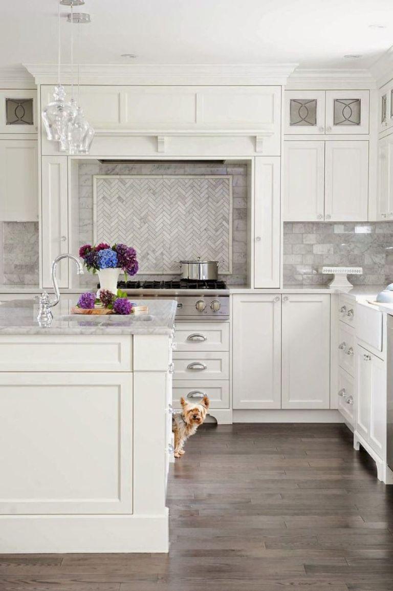 28 Elegant And Luxury White Kitchen Decor Adn Design Ideas Amazing Design