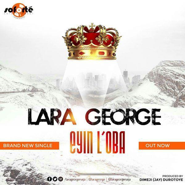 Multiple award winning Nigerian singing sensation Lara George releases two singles