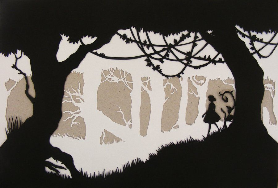 images about Papercut Ideas Paper cutting