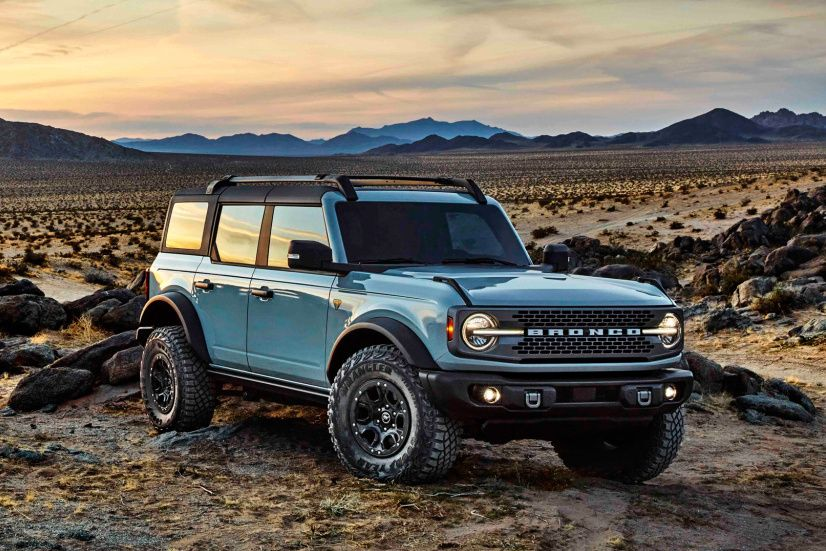 Ford Bronco 2021 un rétro bien moderne in 2020 Ford