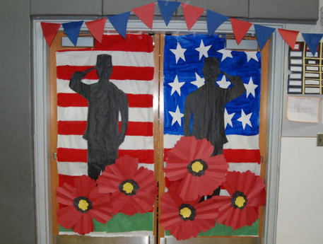 15 Veterans Day Decorations Ideas 2020 To Make For School With Images Veterans Day Veterans Day 2019 Veterans Day Activities