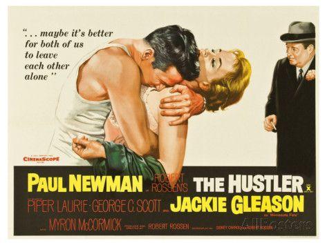 Hustler poster art
