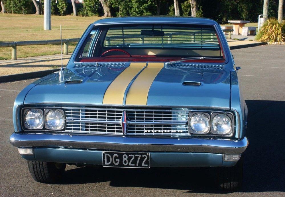 1968 Holden HK Ute Holden, Aussie muscle cars, Holden monaro