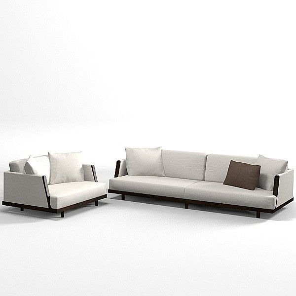 Low Rise Modern Art Deco Couch And Chair Art Deco Sofa Sofa