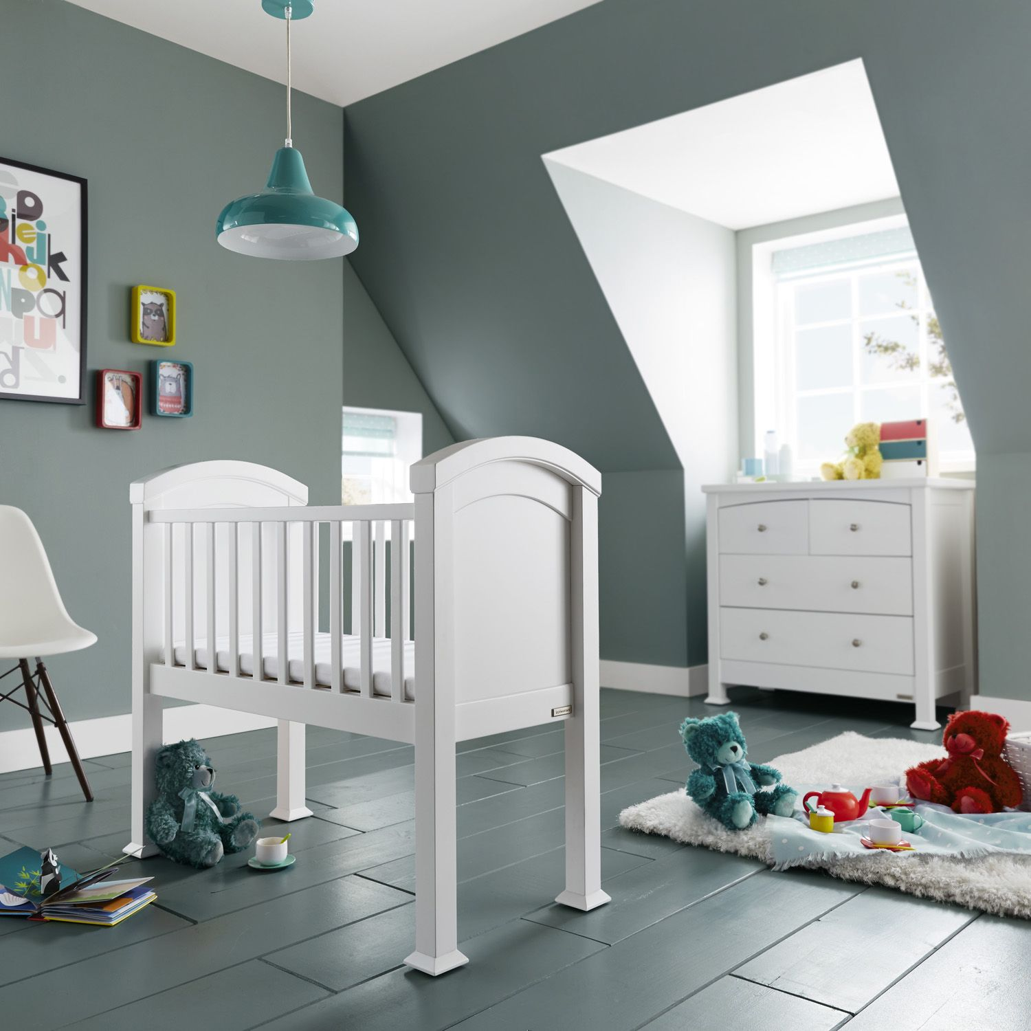Tranquillity crib cribs izziwotnot collection pinterest baby