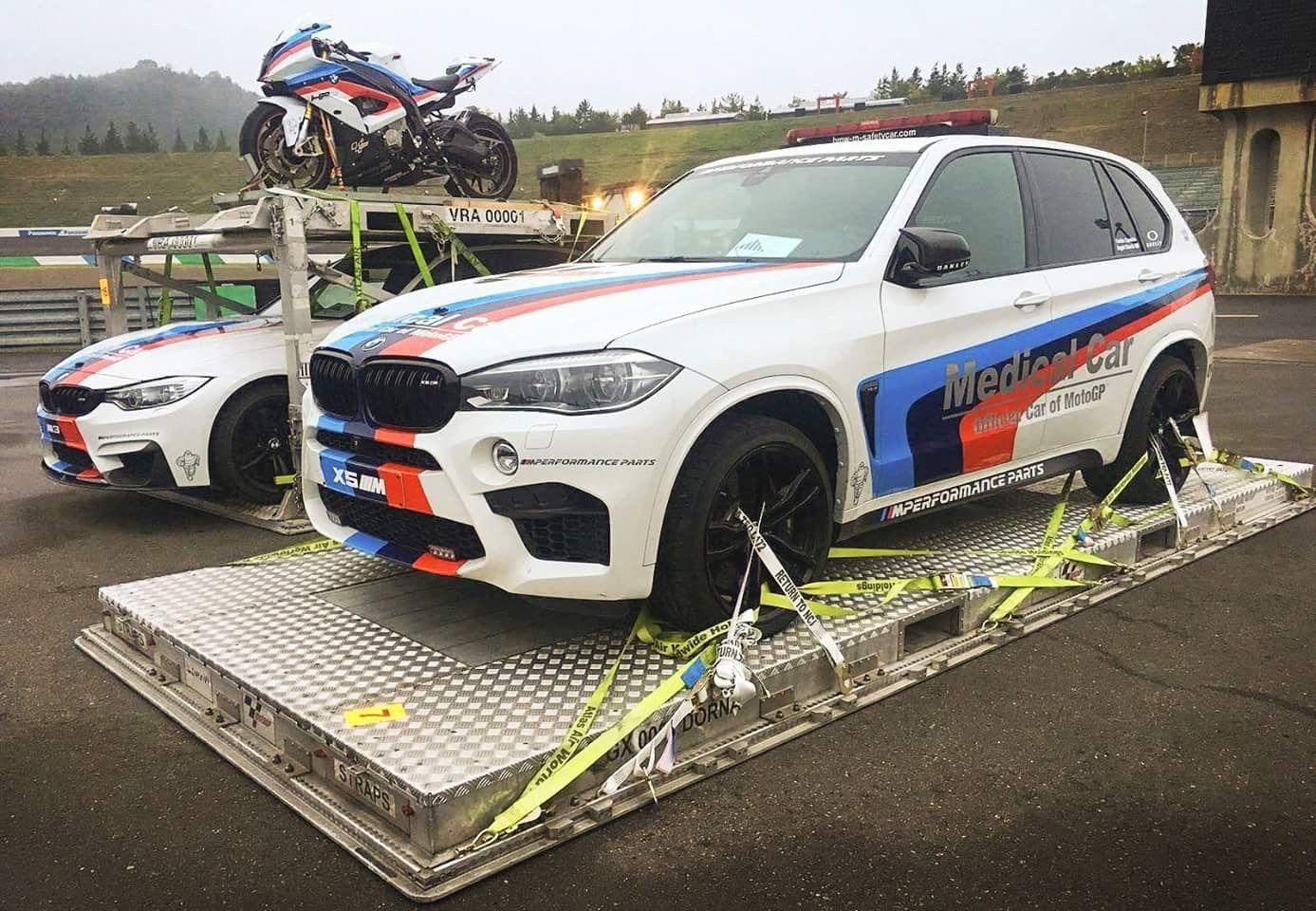 BMW M3 Moto GP Safety Car safety, Medical safety, Motorsport