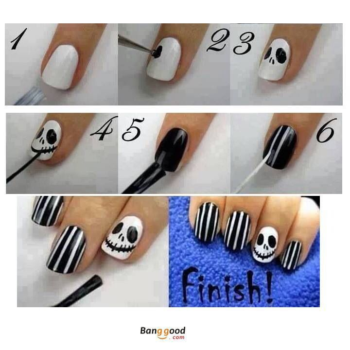 Want to try this with my nails one day! XD