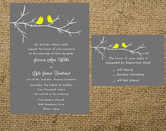 Printable love birds branch wedding invitation by notableaffairs printable love birds branch wedding invitation by notableaffairs 3000 filmwisefo