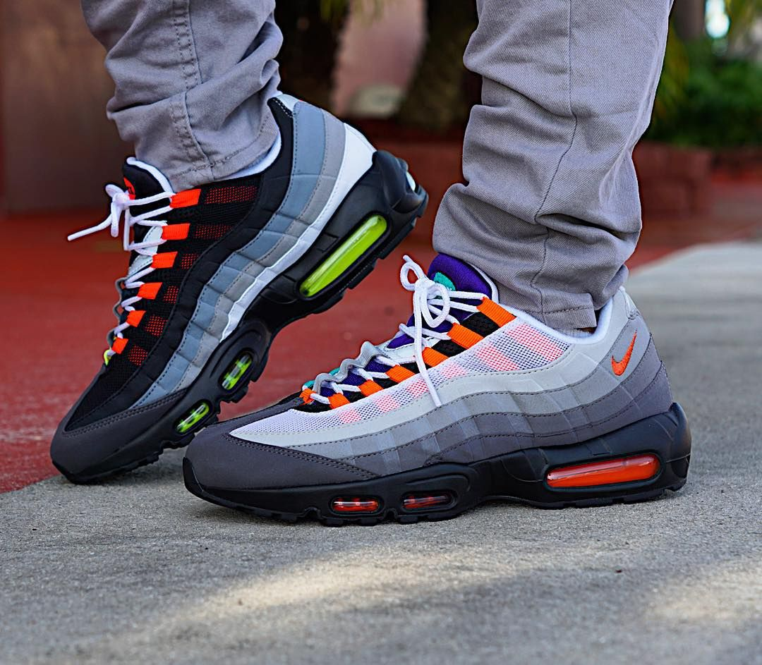 timeless design 8e9e1 cfae4 Nike Air Max 95 OG