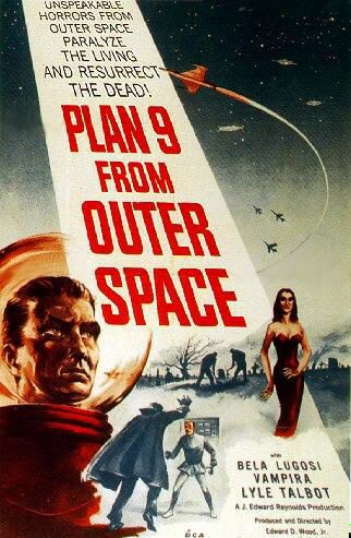Ed Wood - Plan 9 From Outer Space