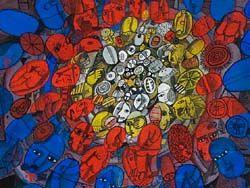 Los Mundos Fantásticos de Gurvich en Fundación Pablo Atchugarry