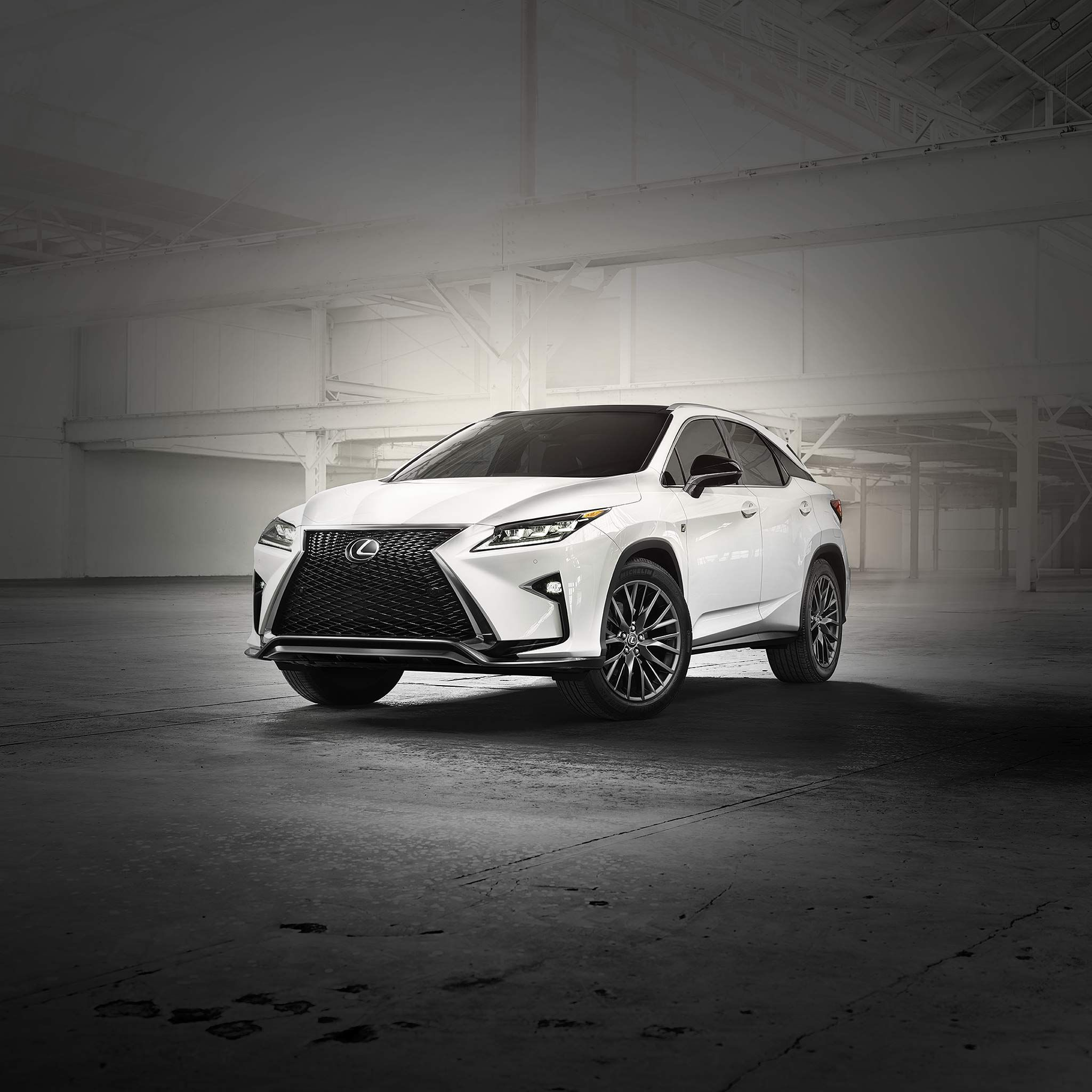 Introducing the allnew Lexus RX Lexus rx