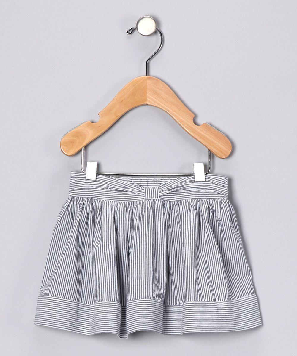 Ming Stripe Skirt