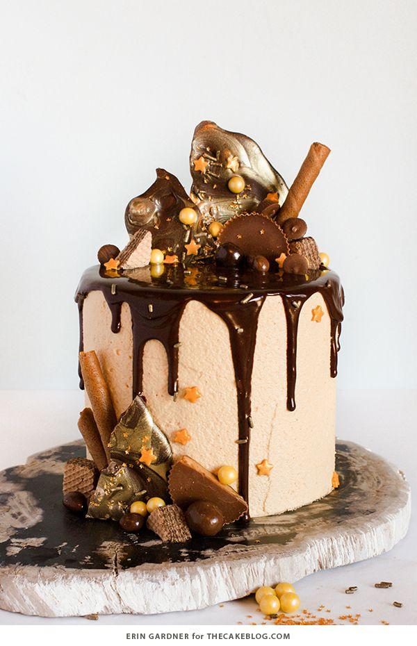 20 Of The Yummiest Chocolate Wedding Cakes Chocolate