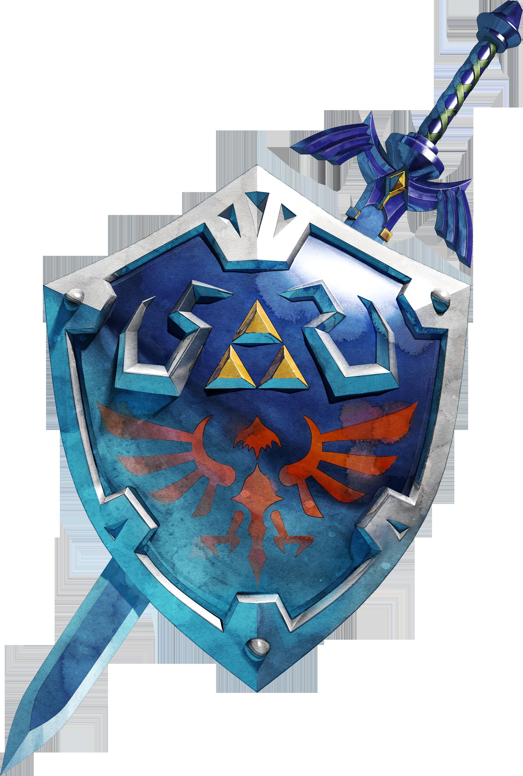 Master Sword Hylian Shield Skyward Sword Ideias De Papel De Parede Tatto Espada Personagens De Anime
