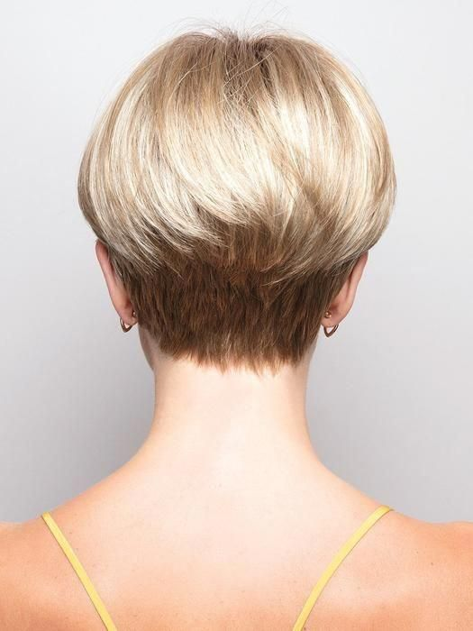 Creamy Toffee-R   Rooted Dark with Light Platinum Blonde and Light Honey Blonde ... -