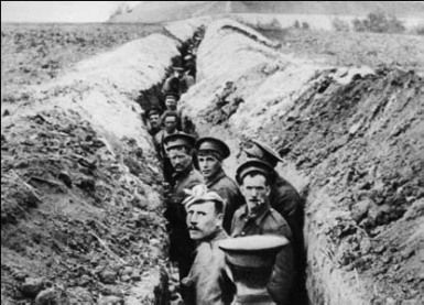 trench warfare. trench warfare prolonged the war in france for ...