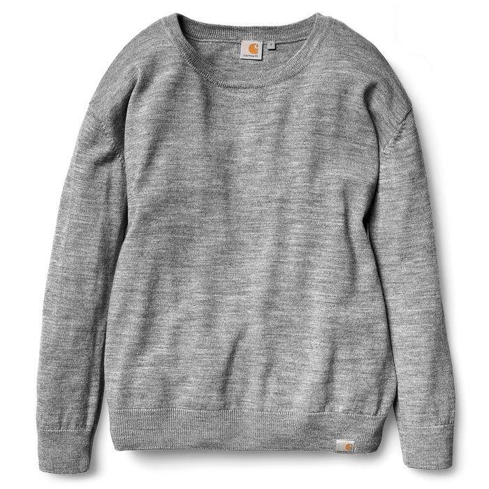 grey marl carhartt Sweater