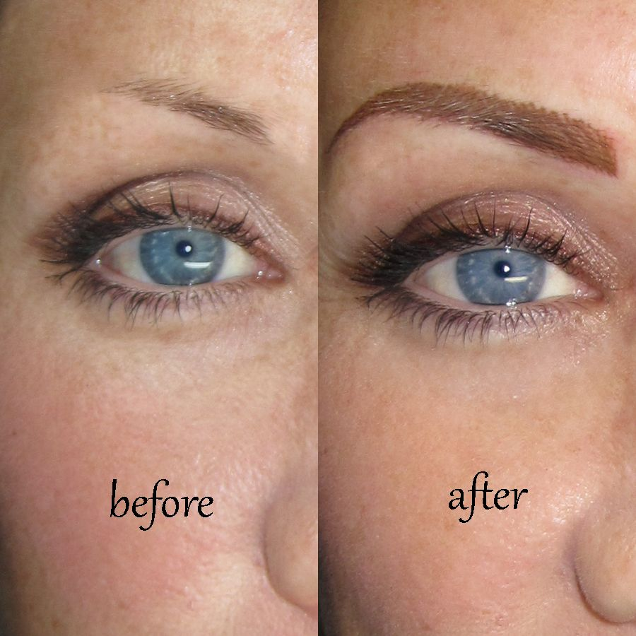 Check Out The Brows On This Burbank Blue Eyed Beauty She Looked A Lot Like Leighton Meester An In 2020 Permanent Makeup Eyebrows Permanent Eyeliner No Eyeliner Makeup