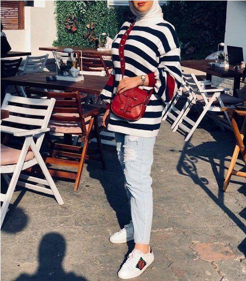 Sweatpants sporty hijab style – Just Trendy Girls - https://sorihe.com/fashion01/2018/03/05/sweatpants-sporty-hijab-style-just-trendy-girls-9/