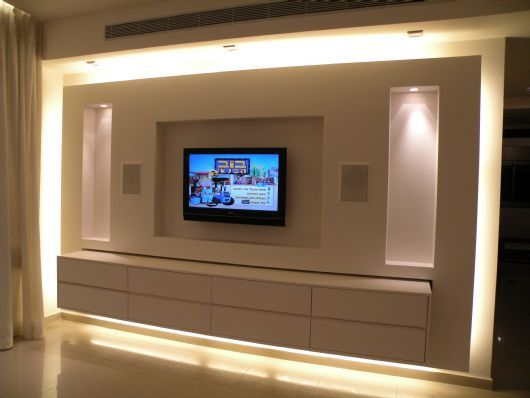 trockenbau design wohnzimmer trockenbau tv unit design tv cabinets und tv unit. Black Bedroom Furniture Sets. Home Design Ideas