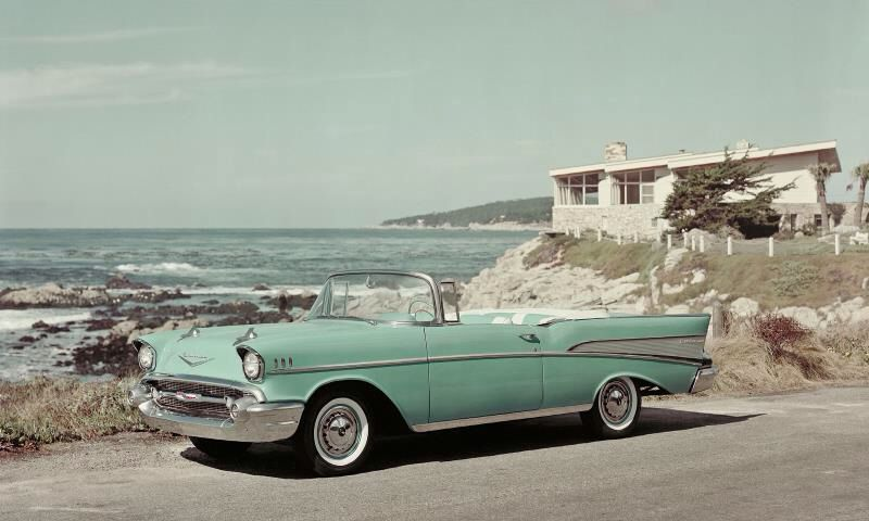 Chevrolet Bel Air 1957 Gm Media Archives There S Little Need To Reinforce The Classic Nature Of The 55 57 Chevrolets Time Has Proven Their Chevrolet Bel Air
