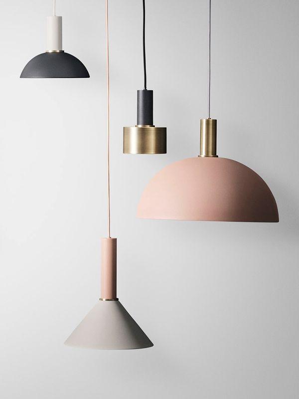 Socket Pendant High - Rose 2 Light Pinterest Iluminación - lamparas para escaleras