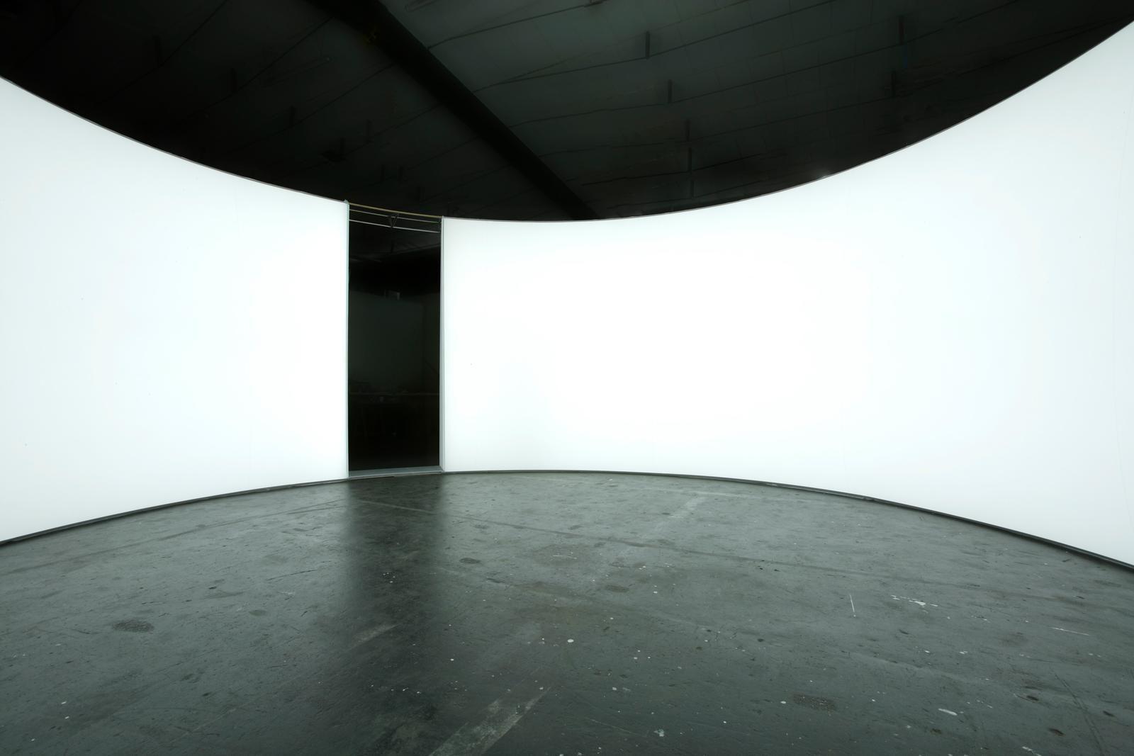 360° white room • Artwork • Studio Olafur Eliasson