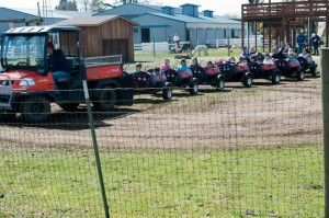 Bug Train @Bauman Farms Gervais OR