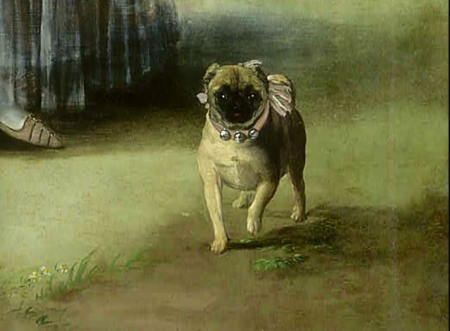 Pin By Tammy Anne On Marie Antoinette Dogs Pug Life Pug Art