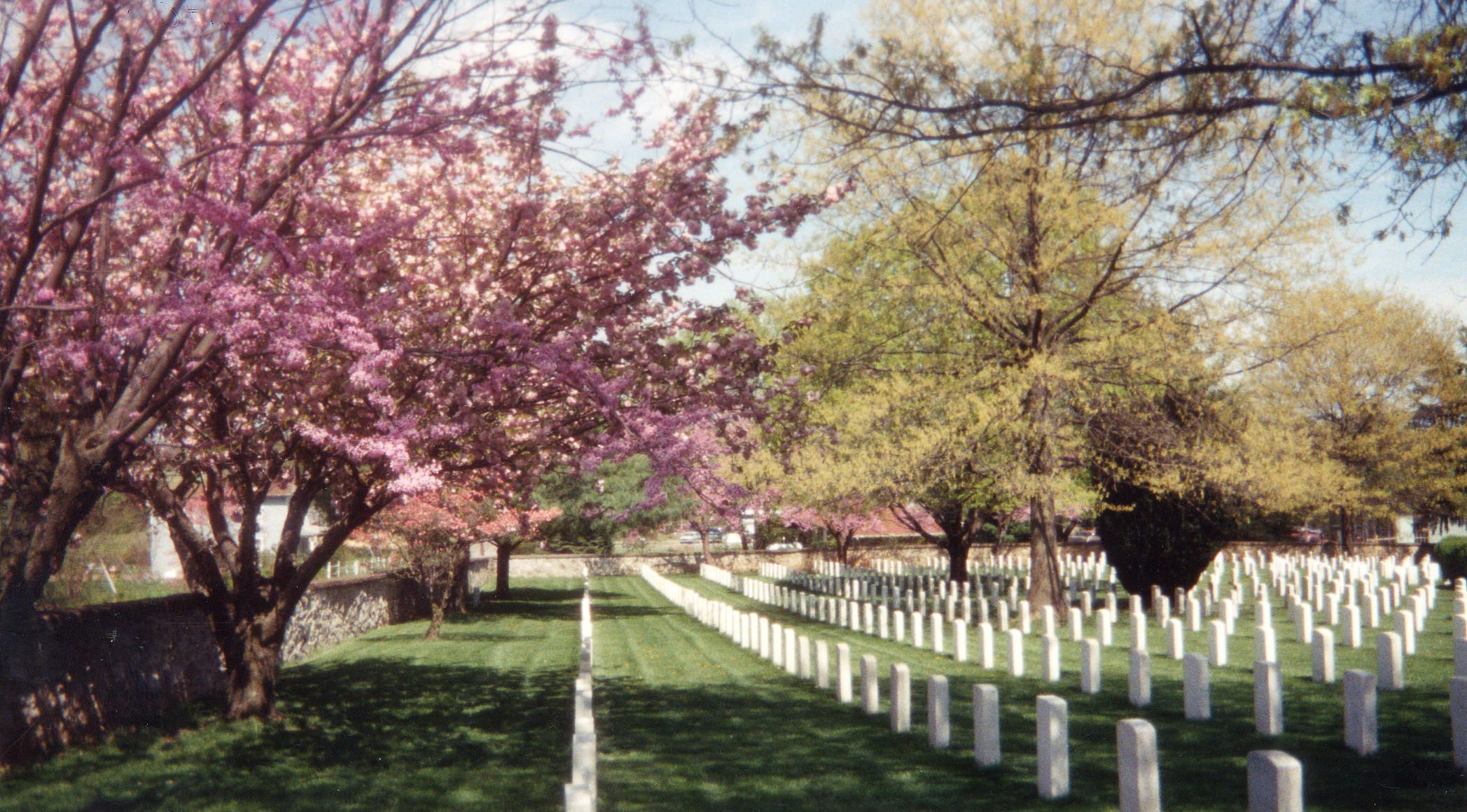 Staunton National Cemetery Staunton Virginia National