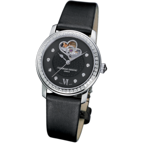 Beautiful #MothersDay gift idea, Frederique Constant automatic, #diamond #watch.