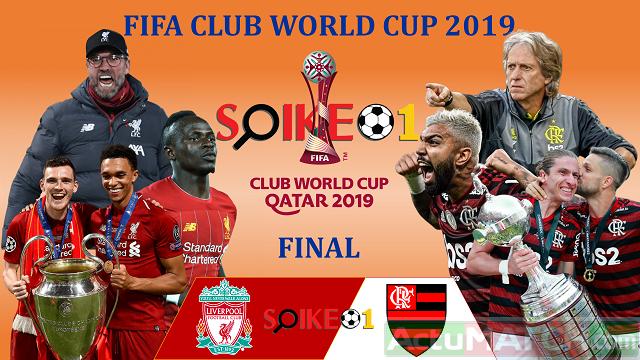 Live streaming Liverpool vs Flamengo Mondial des Clubs
