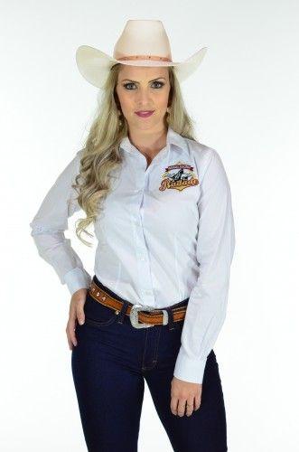 A Marca Original do Cowboy Blusa Brilhante 04a9028e9b3