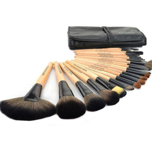 XCSOURCE® Professional Makeup Brush Set 24PCS Eyebrow Shadow Blush Cosmetic Foundation Concealer Brushes Make up Makeup brushes Tool Kit With Pouch Case MT74 XCSOURCE http://www.amazon.com/dp/B00HKU9YP0/ref=cm_sw_r_pi_dp_cnmIvb0E6R8GD