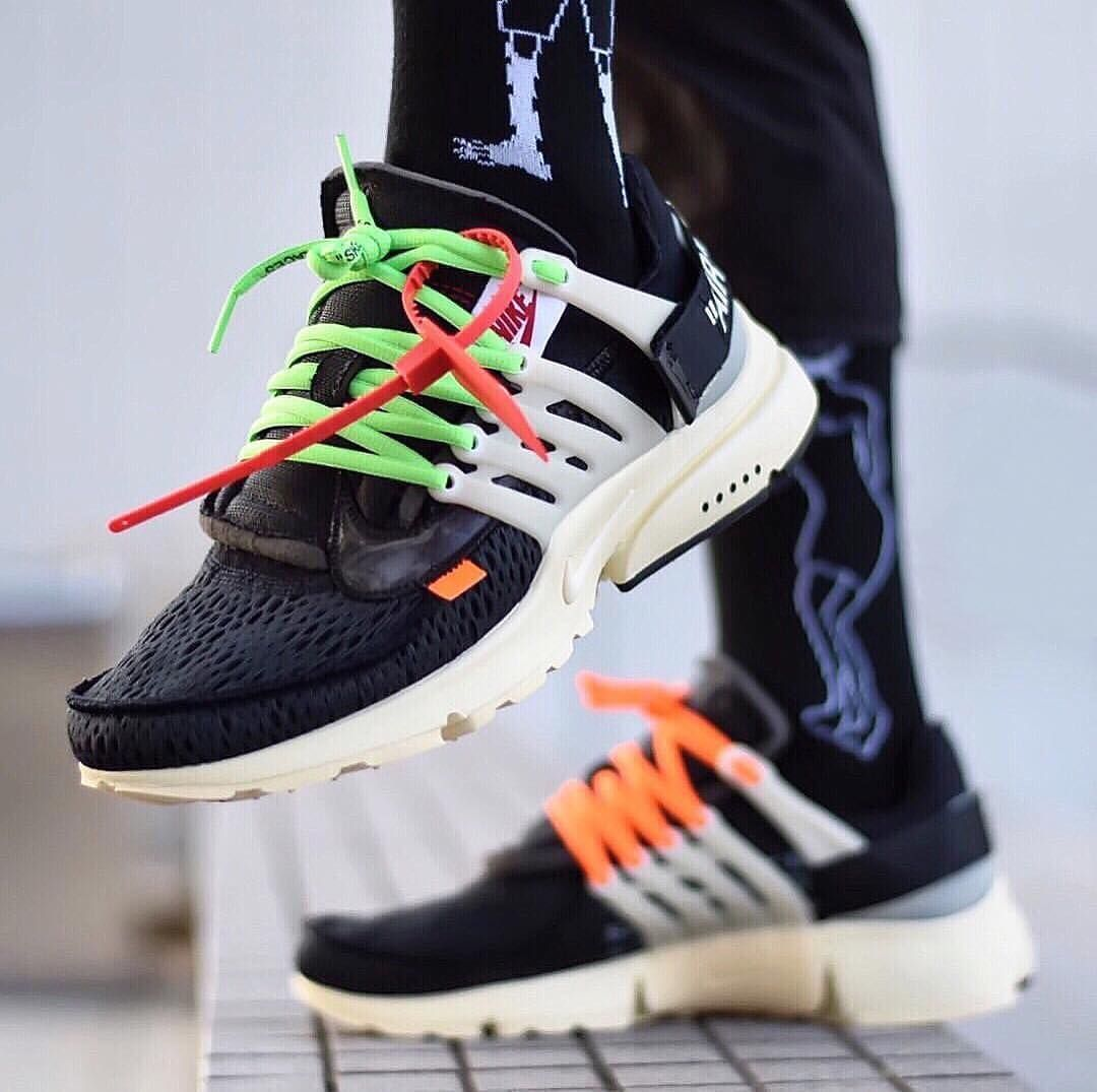 Is the Off-White x Nike Presto the best out of
