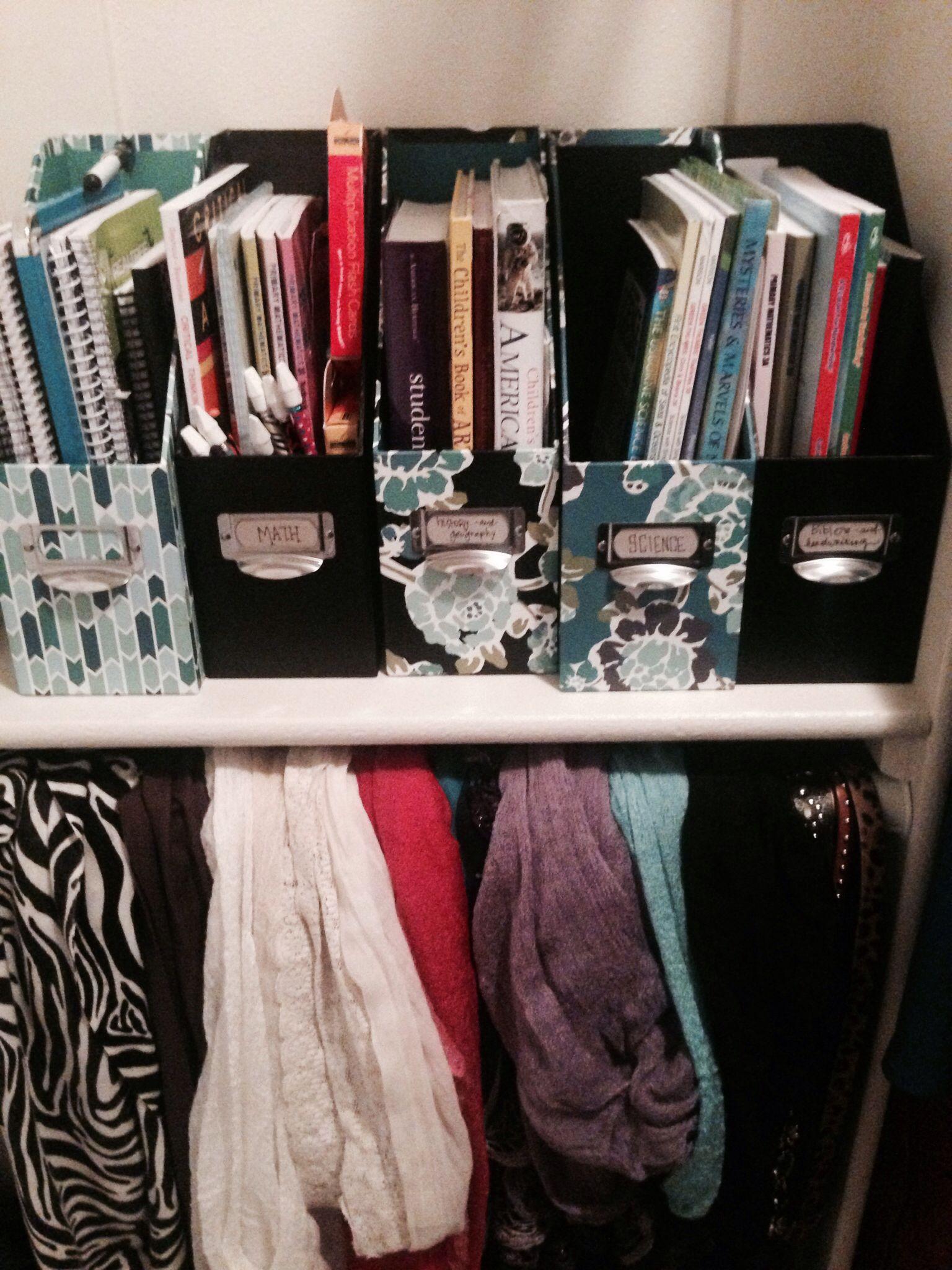 Dorm Room Organization Part 95